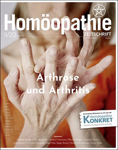 Homöopathie Zeitschrift II 2020