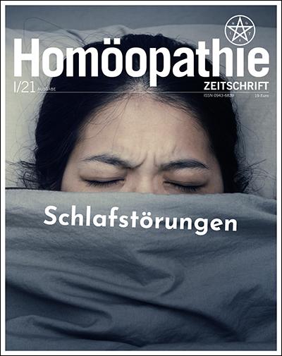 Homöopathie Zeitschrift 1/2021